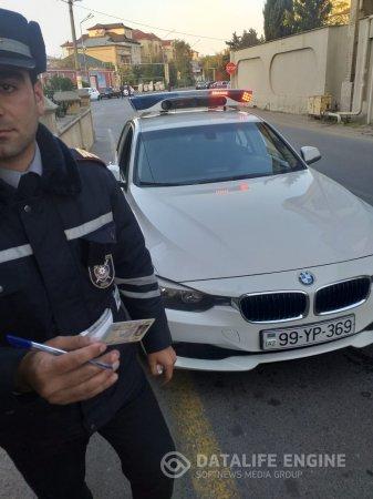 Bakı şəhər yol polis idarəsinin yol patrol xidmətinin əməkdaşları rüşvət tələb edərək dövlət qanunlarımızı pozmaqla məşğuldur  - Prezidentimizin nəzərinə